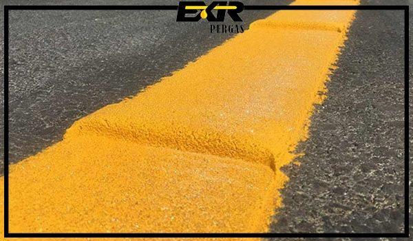 رنگ ترافیکی تک جزئی